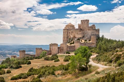 Curiosidad sobre Loarre (Huesca)