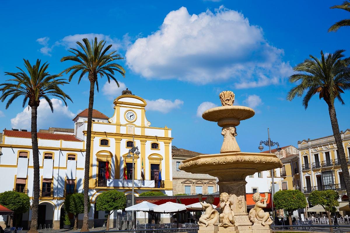 El Ayuntamiento de Badajoz inicia múltiples proyectos de rehabilitación en la Alcazaba y otros puntos de la ciudad