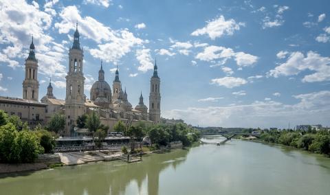 Curiosidad sobre Zaragoza (Aragón)