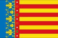 Provincias de la comunidad autónoma de la Comunidad Valenciana