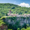 Castellfollit de la Roca (Gerona)