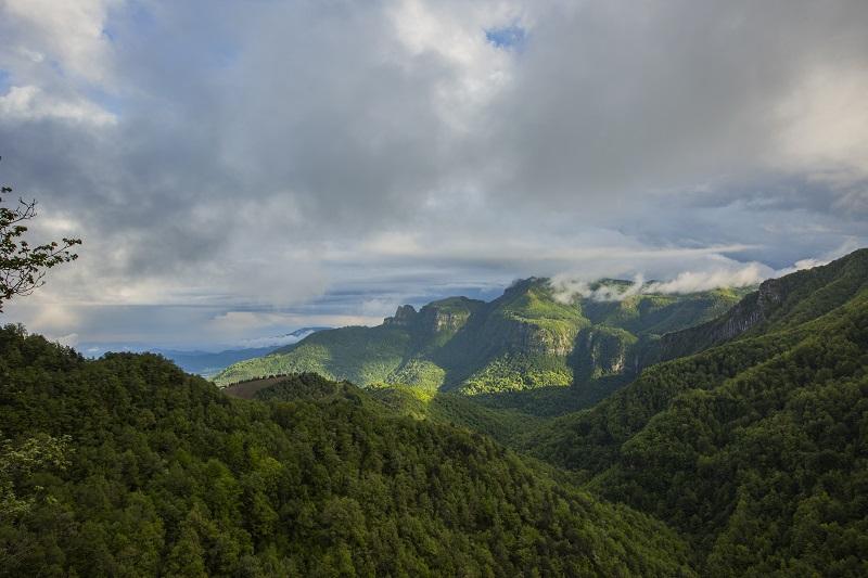 Parque Natural de Garrotxa