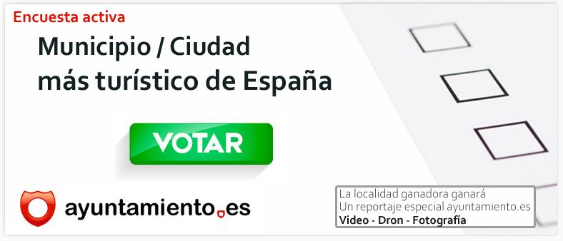 Vota por tu municipio como el más turístico de España