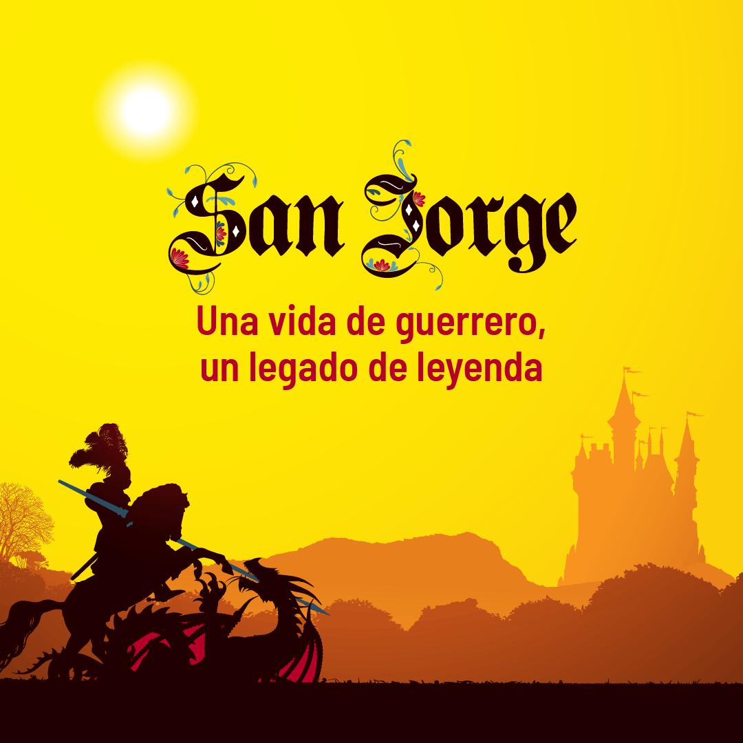 Juego de escape La Leyenda de San Jorge