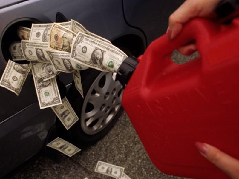 Цены на бензин в Рязанской области пошли вверх