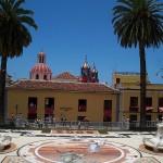 Tapiz plaza