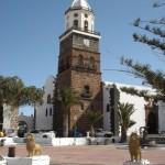 Iglesia de Nuestra Señora de Guadalupe, Teguise.