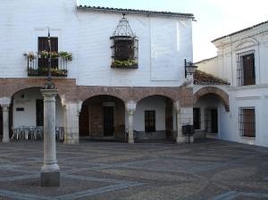 Plaza Ayuntamiento de Zafra