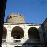 Castillo Parador Ayuntamiento de Zafra
