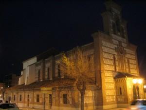 Iglesia vieja parla