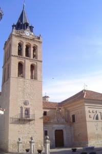 Iglesia de Ayuntamiento de Ajofrín
