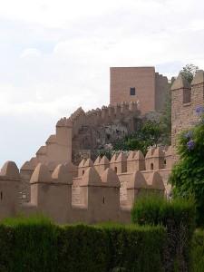Alcazaba, ayuntamiento de Almería