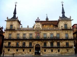 Leon Antiguo Ayuntamiento