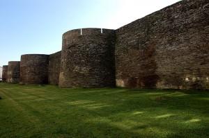 Muralla Lugo Galicia