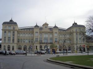 Estacio Lleida Pirineus