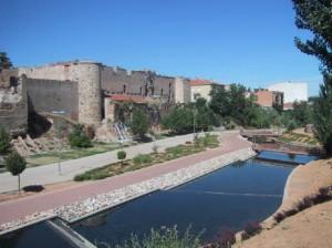 Ruinas Alcazar Guadalajara