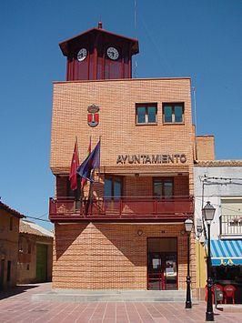 direccion ayuntamiento madrid:
