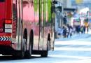 Viajar en autobús urbano en cualquiera de nuestros municipios cuesta de media 0,79 euros
