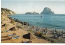 Santa Eulàlia, en Ibiza, cuenta con los hoteles más caros en julio